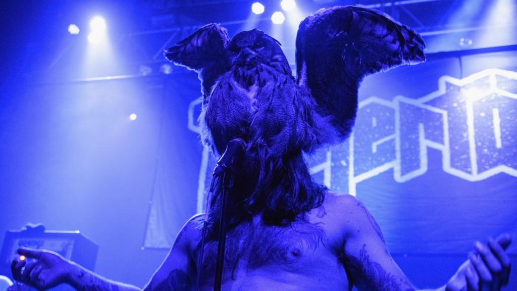 Mastodon Perform At Riviera Theatre In Chicago Illinois